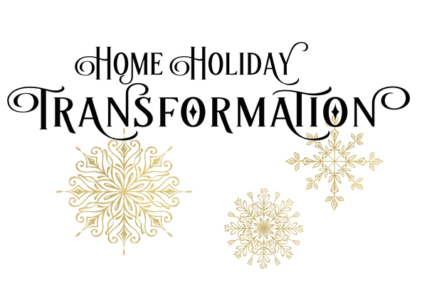 Home Holiday Transformation