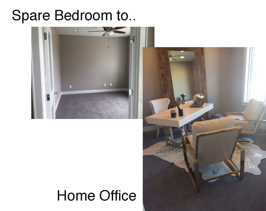 In Many Homes, There Is An Obvious Space For A Home Office. But If Not,  Consider A Spare Bedroom Or A Dedicated Space In The Basement.