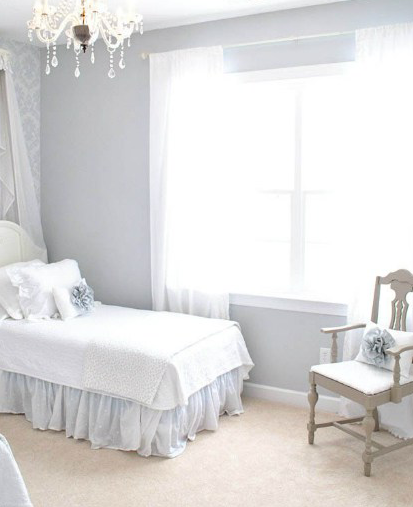 Pebble Beach By Benjamin Moore Via House And Home