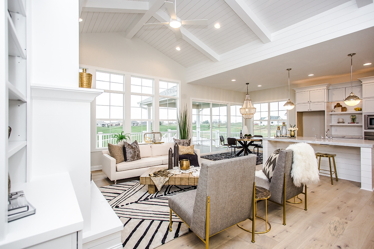 Farmhouse Modern | K. Renee | Des Moines, Iowa